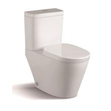 067A casa de banho de cerâmica de primeira categoria de dois pedaços