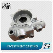 Inversión del OEM fundición de acero suave precisa