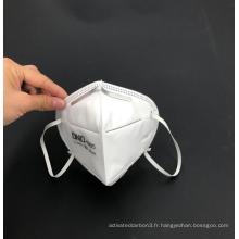 Masques faciaux de filtre à charbon actif anti PM2.5