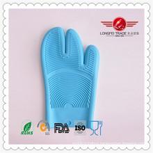 Non-Stick BBQ Silicone Grill Gloves