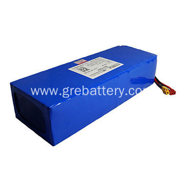48V 12Ah lithium battery for electricd scooter