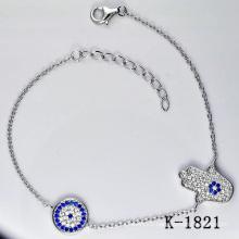 Pure Genuine Sterling Silver Jewelry (K-1821. JPG)