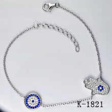 Чисто непереносимые ювелирные изделия стерлингового серебра (K-1821. JPG)