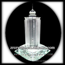 Maravilloso Crystal Building Model H045