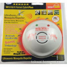 Ultrasonic Mosquito Control Repeller, 220V AC Wall Outlet, Safe and Easy to Use