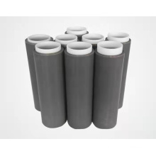 Pure PTFE film with adhesive