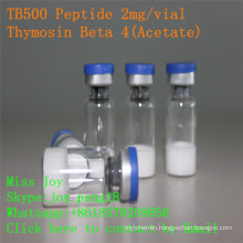 Tb500 2mg Lyophilized Peptide High Purity Tb500 Thymosin Beta 4 Muscle Growth Peptide