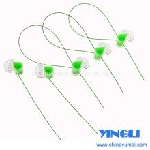 Sello de metros de alambre plástico codificado (YL-M01)