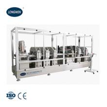 Línea automática de fabricación de extremos despegar la máquina para fabricar extremos