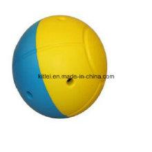 21 centímetros de espuma PU forma esfera espremer rodada bola anti-stress