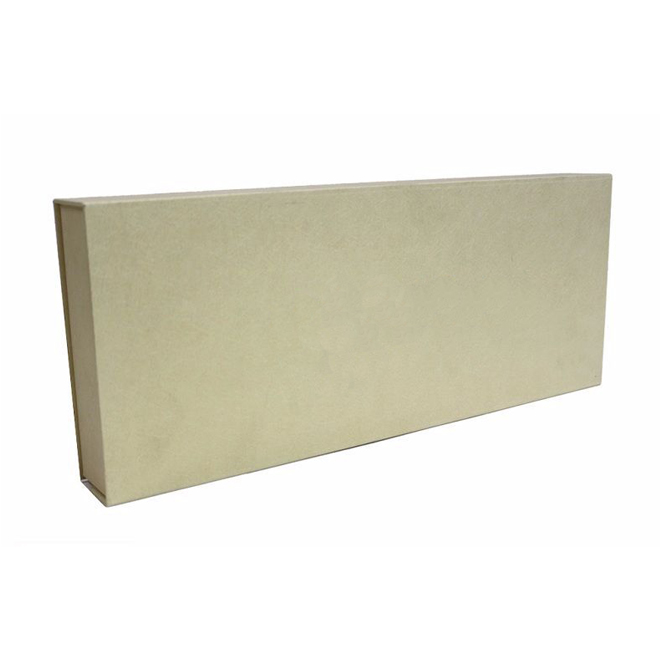 Kraft Paper Book Shape Rigid Gift Box