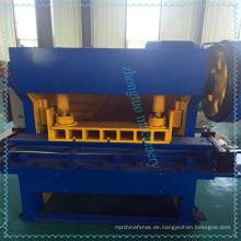 Metall-Trockenmauer-Eckperle, die Maschine bildet