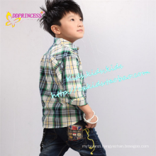 china wholesales spring summer autumn high quality new style fashion boy's shirt
