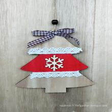 Décoration de Noël en feutre d'intérieur de haute qualité pour la vitrine