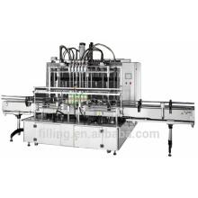 Máquina de llenado de lleno-automática de la línea directa del detergente ZH-FF