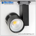 35W High Brightness 100lm/W COB LED Track Light