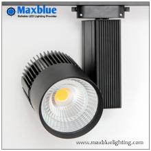 CREE COB LED Track Instalações de iluminação