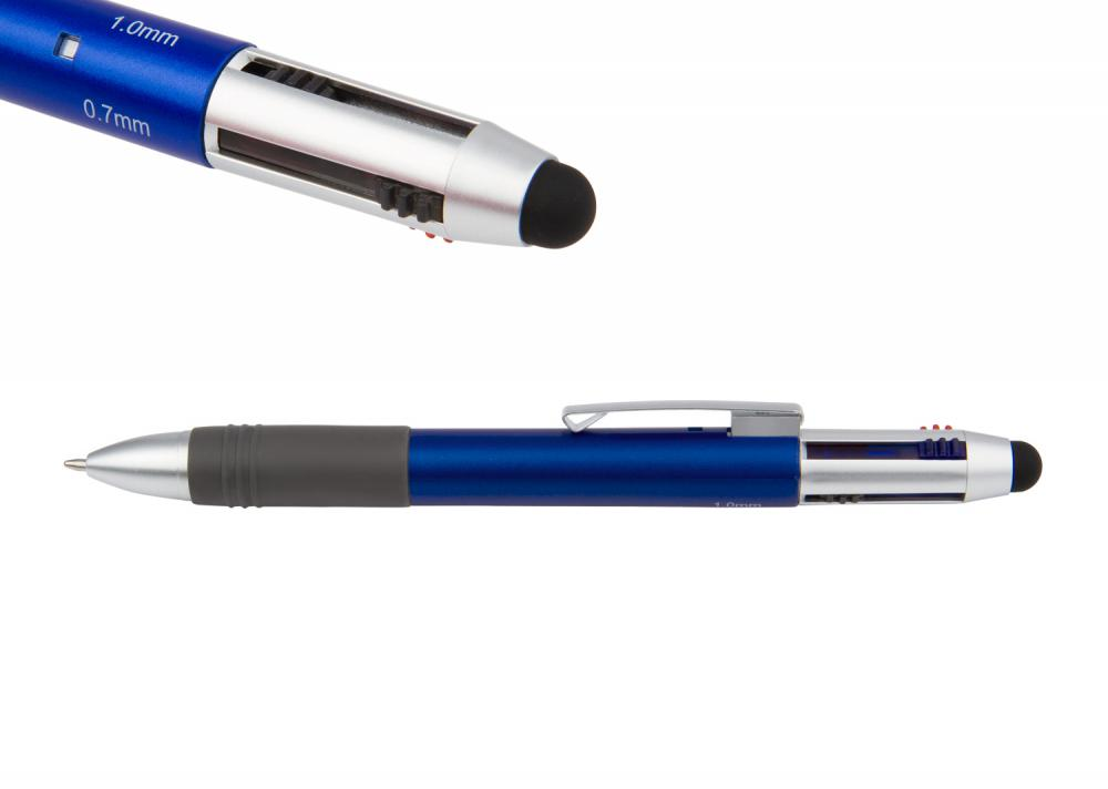 multi-color pen with stylus