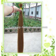 Precio de fábrica superventas 100% virginal del pelo humano chino a granel