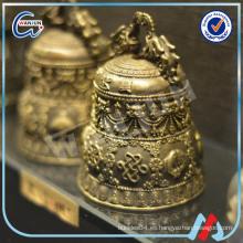 Personalizada esmalte latón campana india