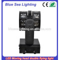 16pcs 15w led moving head beam light