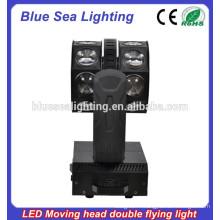 LED à tête mobile / faisceau lumineux