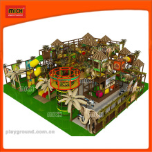 Mich Funny Kids Indoor Playground Franchise Equipment