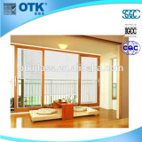 hot sale new design professional sliding windows aluminum casement window