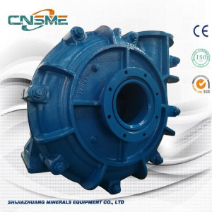 12 / 10AH Metal Liner Metal Expeller Ring Slurry Pump