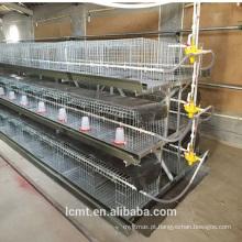Inovação fazenda de alta qualidade gaiola de frango equipamentos de automação de frango