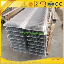 Fabricants en aluminium d'extrusion fournissant le radiateur en aluminium d'extrusion d'aluminium de LED