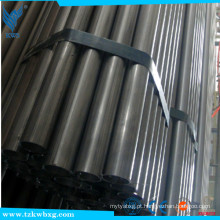 Diâmetro externo 20mm espessura 316L 6mm GB / T14976 tubo de aço inoxidável