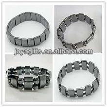 Различный 4style * 3PCS магнитный гематитовый браслет простирания космоса (12PCS / Bag)