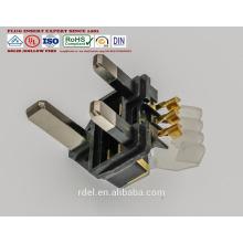 BS UK Plug Insert TALLER soild pins