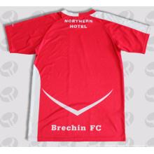 Sublimated Soccer Jersey de diseño personalizado