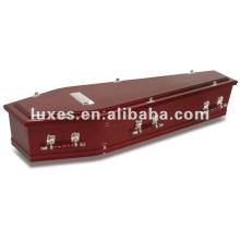 Cercueil en bois de style unique