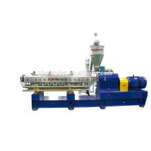 200 ~ 500kg / h facile à utiliser double vis recyclage granulateur plastique