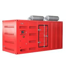AOSIF auf Promotion niedrigen Preis schallisolierten Diesel-Generator mit Premium-Qualität
