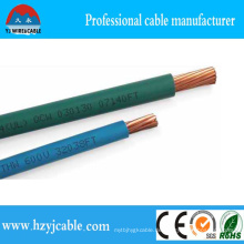 Thw strömte einzelne Kabel 75c trocken, 75cwet 16AWG Thwn Gebäude Draht und Kabel mit UL83, UL1581standard