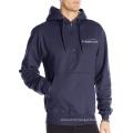 Men′s Full-Zip Sofr Shell Fleece Hoodie Jacket