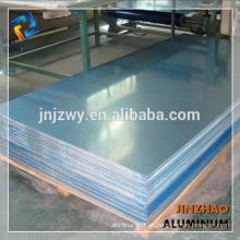 3003 Placa de aluminio de alta velocidad H18