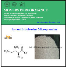 Top Heißer Verkauf Instant L-Isoleucin Microgranular