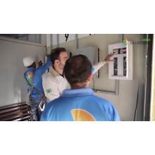 Bluesun fácil instala o uso da casa fora do produto do sistema de energia solar da grade 10KW