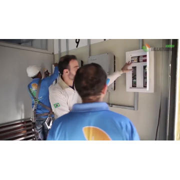Bluesun Solar PV Solutions 10 KW Home Solar System 100KW 500KW 600KW 1MW Solar Plant grid tie solar energy system on promotion