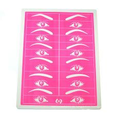 Doppelte Augenbraue Praxis Haut