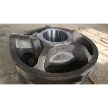 Bottom Shell Lower Frame Cone Crusher Spare Parts