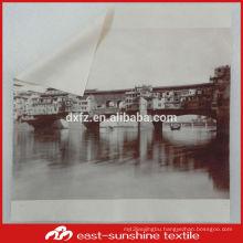 eco-friendly custom digital printed glasses microfiber cleaning cloths fabrics