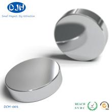 Сильная магнитная неодимовая магнитная монета