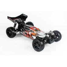 VRX Racing RH1017, carro do brinquedo do rc elétrico, carrinho elétrico sem escova do rc de escala 1/10, com ESC 45A, 3650 tamanho 3000KV bateria de motor e 2S