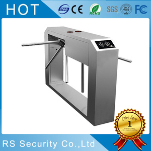 Pedestrian Access Control Security Device Tripod Turnstile
